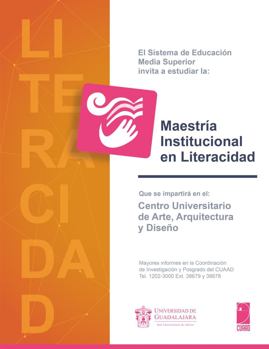 Maestria en Literacidad